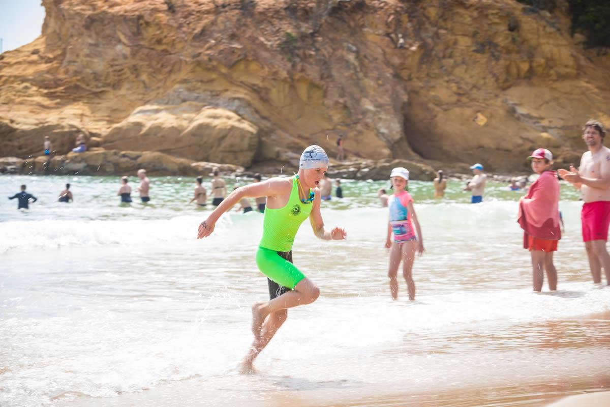 Tathra Beach Sprinting