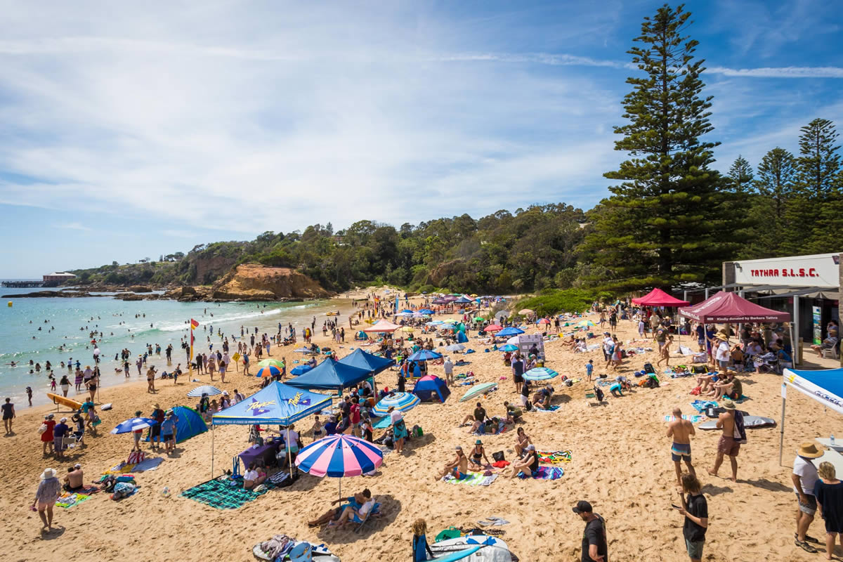 Tathra Beach Summer Event